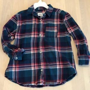 Girl's Flannel shirt